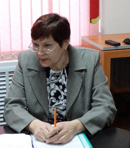 Вера Липатова - автор скандального приказа о запрете хиджаба