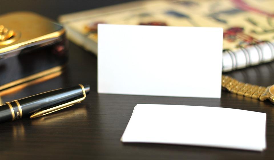 Способы изготовления визиток в типографии