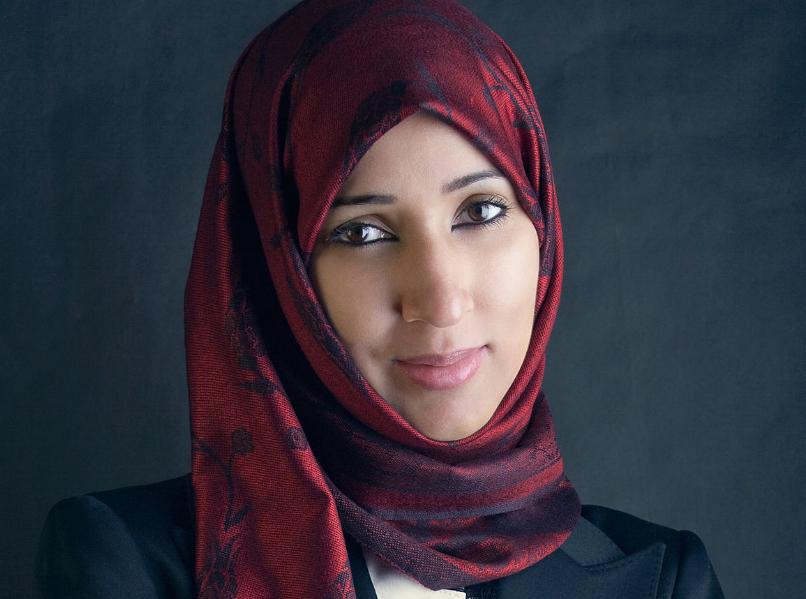 В Саудовской Аравии женщину впервые в истории допустили до мужской профессии