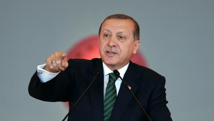 Эрдоган: Европа начала новый крестовый поход против мусульман