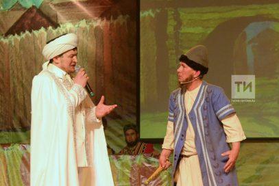 Задача театра – «очищение веры» современных татар