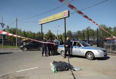 Как мигранты из Средней Азии и «Здоровая нация»  кладбище делили