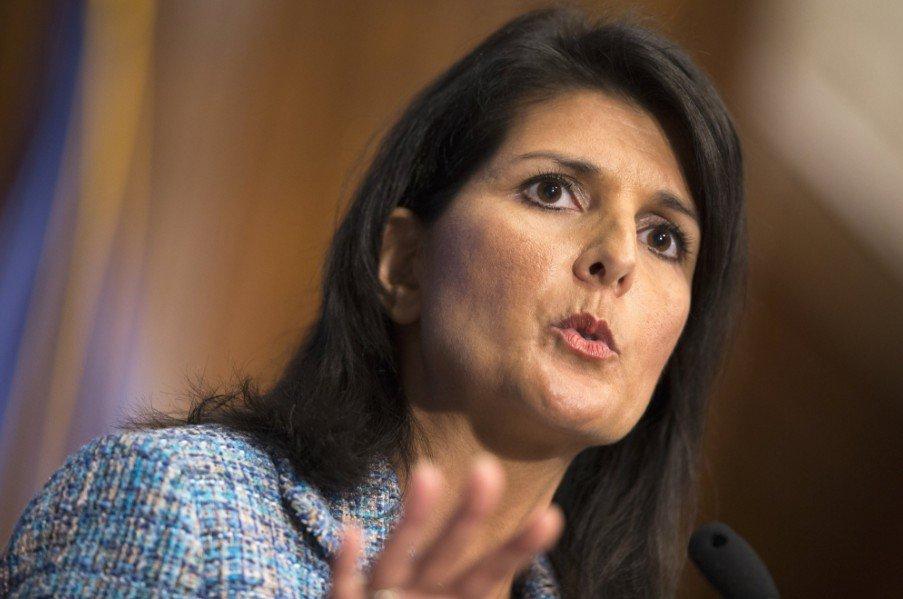 Хейли сообщила, что США нехотят столкновения сКНДР