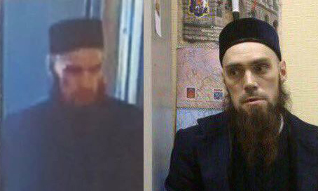 В Петербурге необычно одетый мужчина, заподозренный в теракте, сам пришел в полицию