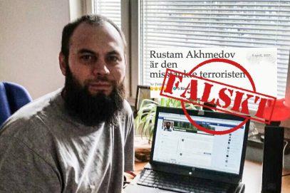Объявленый террористом россиянин выступил с опровержением