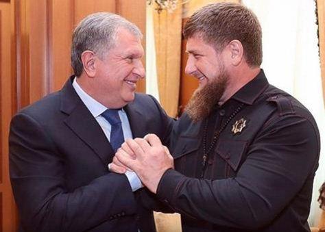 Сечин и Кадыров договорились