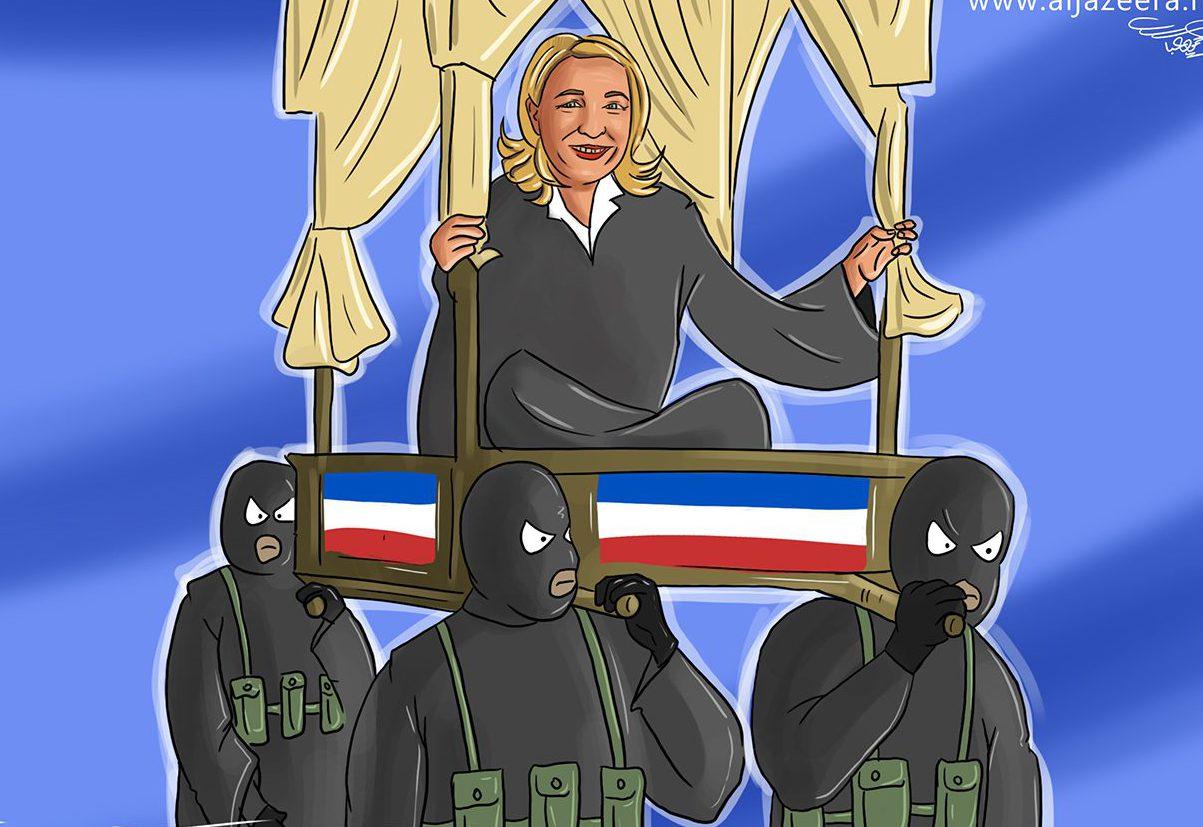 Ле Пен, колесо Фортуны Ротшильдов и «исламский» терроризм