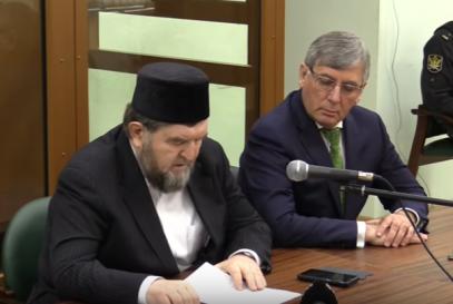 Хвала Аллаху, Господу миров. Махмуд Велитов выступил с последним словом в суде (ВИДЕО)