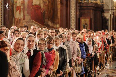 Православные россиянки на один день облачились в хиджабы (ФОТО)