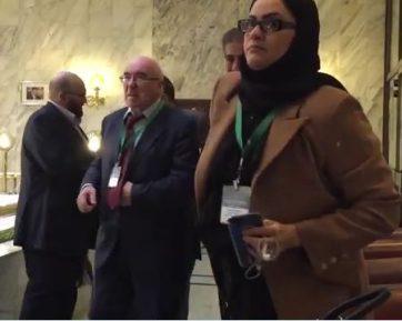 Мусульманские журналисты снова обсуждают экстремизм