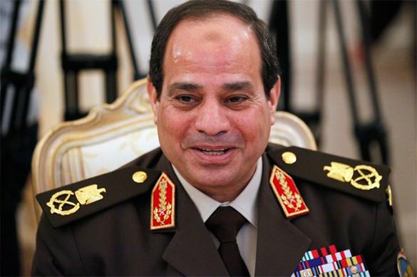 Трамп воодушевил президента Египта