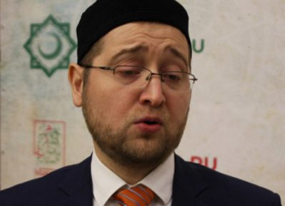 Муфтий Ильдар Аляутдинов объяснил, зачем отмежевался от мечети Махмуда Велитова