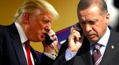 Трамп ждет Эрдогана в Вашингтоне