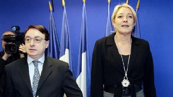 Праворадикальную партию Франции возглавил араб