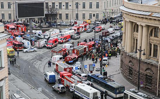 Мусульмане отреагировали на теракт в Петербурге