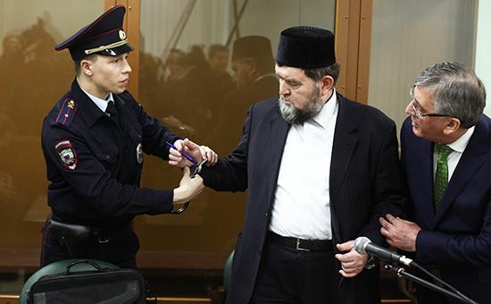 Московскому имаму Махмуду Велитову дали 3 года колонии