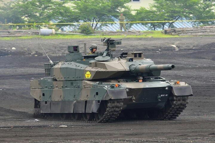 Турция запускает в серию новый танк «Алтай»