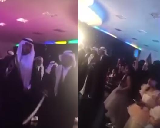 «Аморальные» танцы саудовских мужчин на свадьбе взорвали социальные сети (ВИДЕО)
