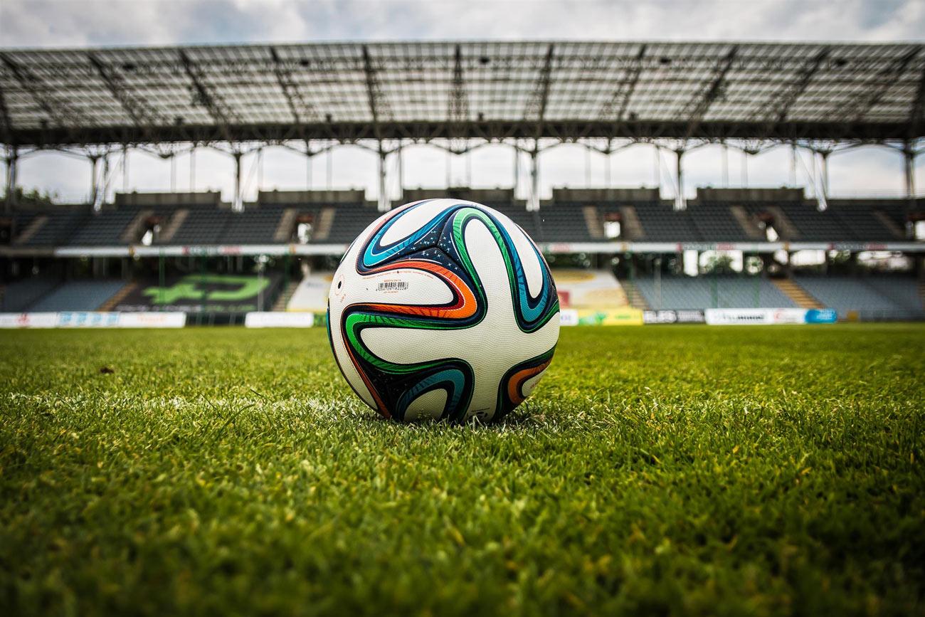 Завораживающая атмосфера футбола