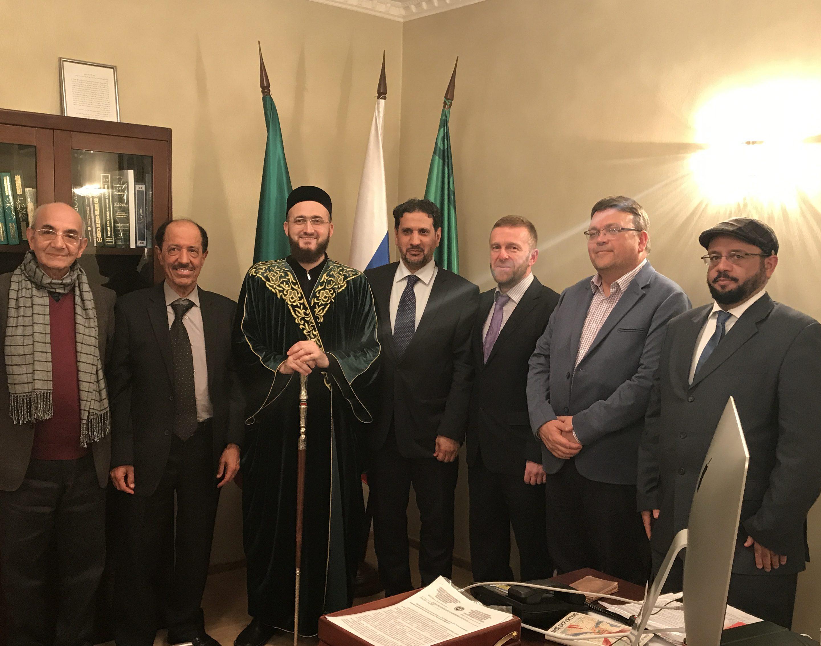 Саудовские профессора высоко оценили уровень образования в Татарстане (ВИДЕО)
