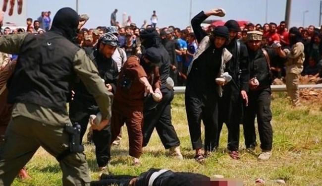ИГИЛ напомнило о себе рекордной массовой казнью