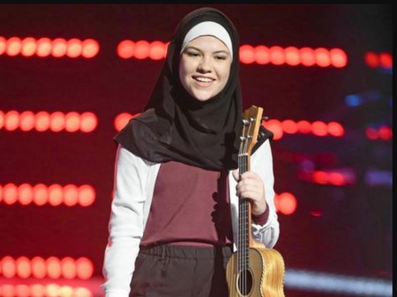 Мусульманка в хиджабе прошла в вокальный проект «Голос» (ВИДЕО)