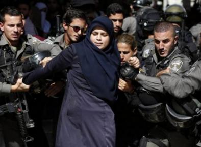Израиль выгнал иорданских госслужащих из аль-Аксы