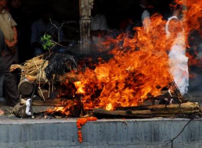 Мусульманам сказали «спасибо» за сожжение индуиста