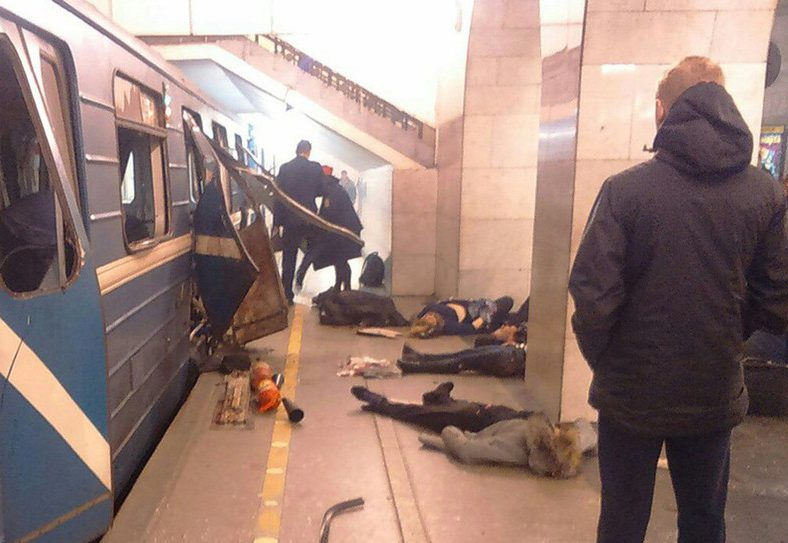 Ответственность за взрыв в петербургском метро предположительно взяла на себя «Аль-Каида»