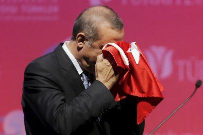 В воскресенье Турция определит свое отношение к президенту