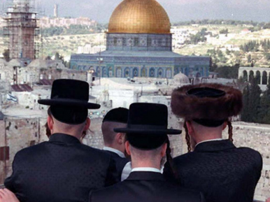 Иудеи отпраздновали Пасху в доме Аллаха