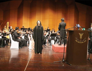 Оперный концерт вызвал культурный шок в Саудовской Аравии (ВИДЕО)