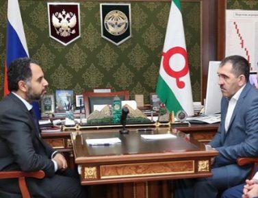 Евкуров раскрыл детали знаковой встречи с послом Катара