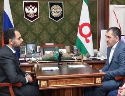 Посол Катара в РФ побывал вдревнейшем христианском монастыре вИнгушетии
