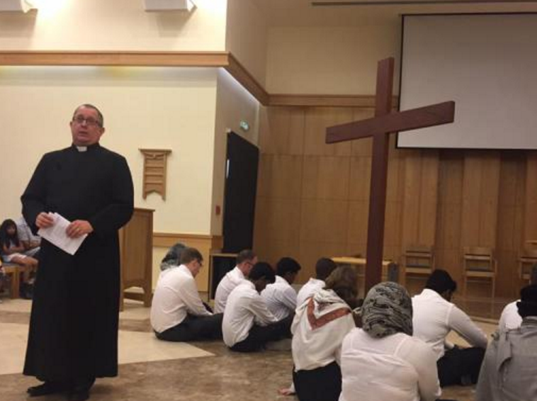 Христианская община Абу-Даби