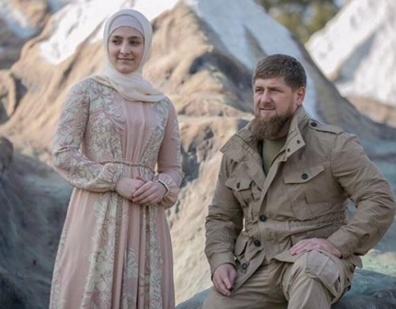 Старшая дочь Кадырова вышла замуж после 2-х недель знакомства