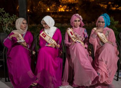 Саудовская Аравия устроила конкурс красоты по-шариатски (ФОТО)
