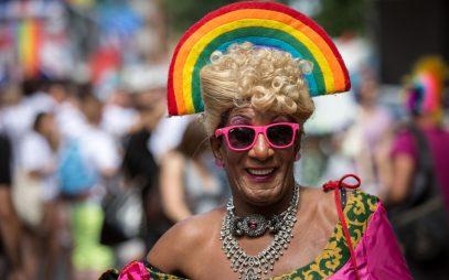 Зачем геи рвутся на Кавказ