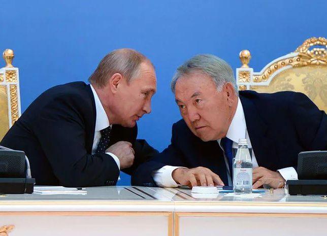 Путин отказался применять против игиловцев метод Назарбаева