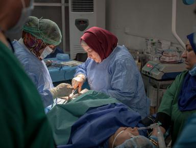 Рожденные после ИГИЛ: «кесарята» получают шанс на жизнь