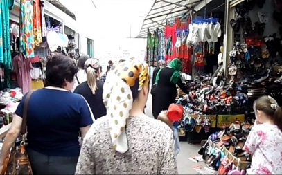 Крупнейшему рынку Махачкалы не оставили шансов после пожара