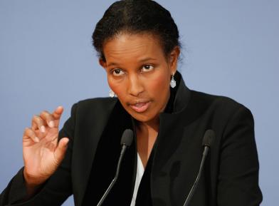 Воинствующая «экс-мусульманка» пошла на неожиданный шаг