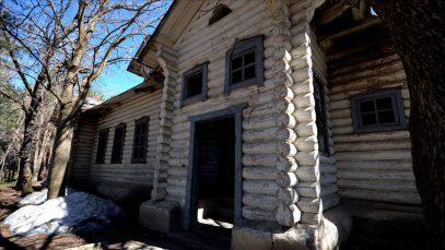 В Турции реставрируют охотничий домик Николая II