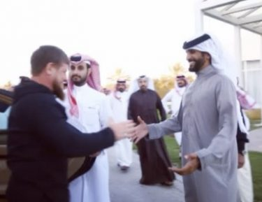 С чем Кадыров покидает Бахрейн