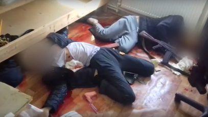 Под Владимиром убиты таджики, подозреваемые в подготовке терактов (ВИДЕО)