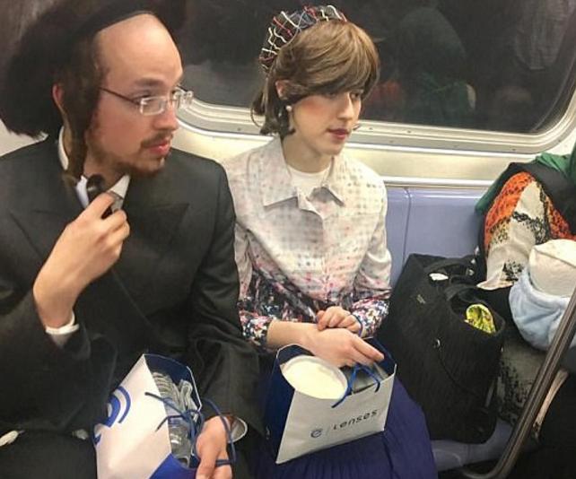 Гармония между евреями и мусульманкой взорвала соцсети (ФОТО)