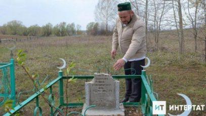 Общественность Татарстана взбудоражена погромом на мусульманском кладбище