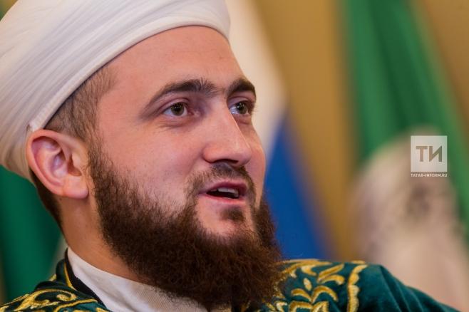 Муфтий Татарстана Перезахоронение татарских ханов – восстановление исторической справедливости
