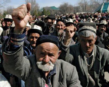 Сельские активисты призвали объявить бойкот родственникам боевиков