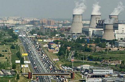 На юге Москвы экологический коллапс